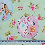 Комплект Декоративних Штор в дитячу Бавовна Іспанія САТСУКО, арт. MG-96815, 275*200 см, фото 2