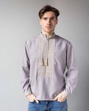 Мужские сорочки с вышивкой, фото 2
