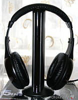 Наушники беспроводные Wireless Headphone - наушники с FM радио