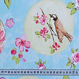 Комплект Декоративних Штор в дитячу Бавовна Іспанія САТСУКО, арт. MG-96813, 275*145 см, фото 3