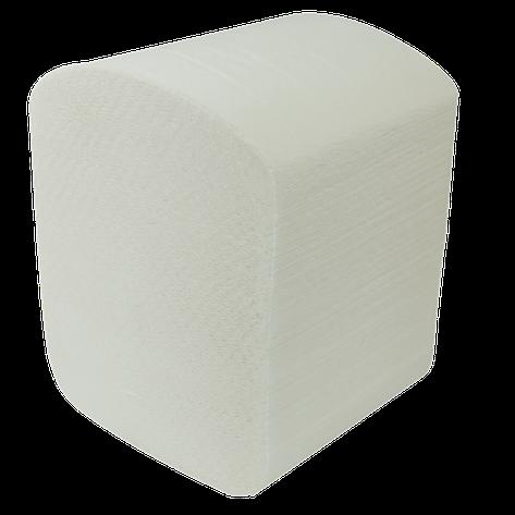 Листовая туалетная бумага 2-слойная 200л, фото 2
