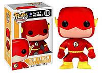 Фигурка Funko Pop Фанко Поп Супер герои Флэш Super Heroes The Flash 10 см SH F 10