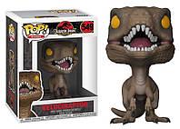 Фигурка Funko Pop Фанко Поп Jurassic Park Velociraptor Парк Юрского периода Велоцираптор 10см JP549
