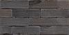 Клинкерная брусчатка MUHR  15 Черный пестрый глянцевый