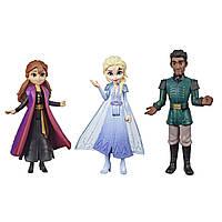 Hasbro Набор игровой Холодное сердце 2 Эльза, Анна и Маттиас FROZEN, фото 1