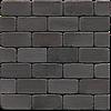 Клинкерная брусчатка MUHR 15 SG Черный пестрый Специал
