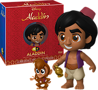 Фигурка Funko 5 Star Аладдин Аладдин Aladdin Aladdin 7,5 см  Cartoon 5 Star A A