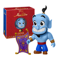 Фигурка Funko 5 Star Алладин Джин Aladdin Genie 7,5 см Cartoon 5 Star A G