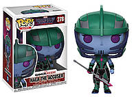 Фигурка Funko Pop Фанко Поп Стражи галактики Хала Guardians of the Galaxy Hala the Accuser 10 см GG HA 278