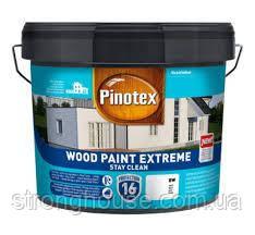 Pinotex WOOD PAINT EXTREME BW 10л Краска Пинотекс Вуд Пейнт Экстрим
