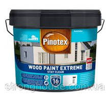 Pinotex WOOD PAINT EXTREME BW 10л Фарба Пинотекс Вуд Пейнт Екстрім