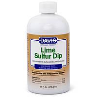 Средство от демодекоза и чесоточных клещей Davis Lime Sulfur Dip, фото 1