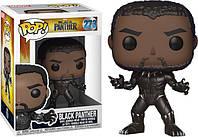 Фигурка Funko Pop Фанко Поп Чёрная пантера Black Panther 10 см BP BP 273
