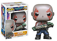 Фигурка Funko Pop Guardians of the Galaxy Drax Стражи Галактики Дракс GG D200