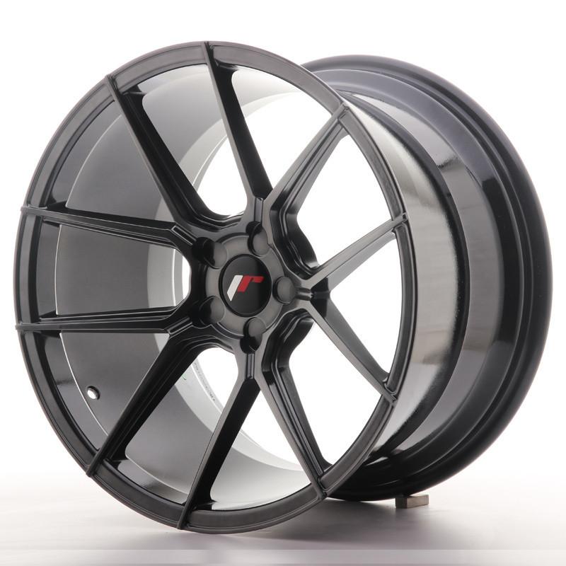 Диски литые Japan Racing JR30  R18 /J8.5-9.5 et15-50  цвет на выбор