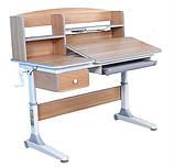 Парта-стол для школьников Cubby Tulipa Grey, фото 2