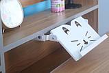 Парта-стол для школьников Cubby Tulipa Grey, фото 5