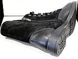 Ботинки женские демисезонные на низком каблуке от производителя модель ДР1018-1, фото 5