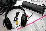 Навушники безпровідні Wireless Headphone - навушники з FM радіо, фото 3