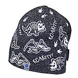 Детская шапка  от 1 до 3 лет, 20231, Девидстар, фото 4