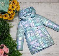 Куртка для девочки осень  весна код 280  размеры 104 110 122, фото 1