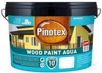 Pinotex WOOD PAINT AQUA BС 8.37л Краска Пинотекс Вуд Пейнт Аква