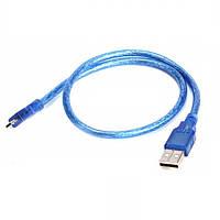 Кабель USB на micro USB, длина 1 метр