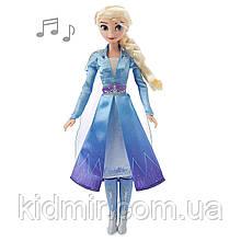 Лялька Ельза Холодне серце співає Дісней Принцеса Elsa Frozen Disney