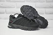 Кросівки чорні підліткові сітка Marathon 41 розмір