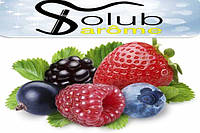 Ароматизатор Solubarome Fresh berries (ягоды) 5 мл.