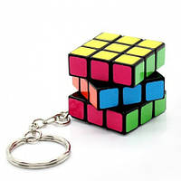Брелок  кубик рубика