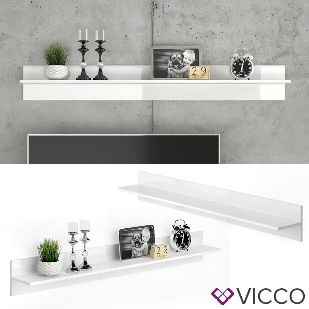 Vicco настенная полка Byanko, стеновая панель, 150x20