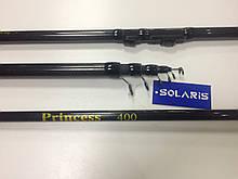Удочка болонская  Solaris princess Carbon Bolo, 15-30г, с/к 4m