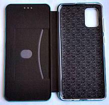 Чехол-книжка '' Classy & Level '' Samsung A715 / A71 blue, фото 3