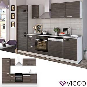 Кухонний гарнітур 270 см Vicco Optima, Даккар