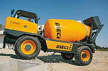 Самохідний бетонозмішувач Dieci L4700