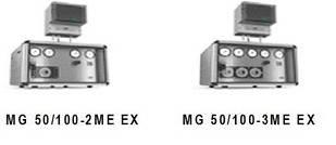 Газовый смеситель MG 50/100 – 2ME / - 3ME EX WITT