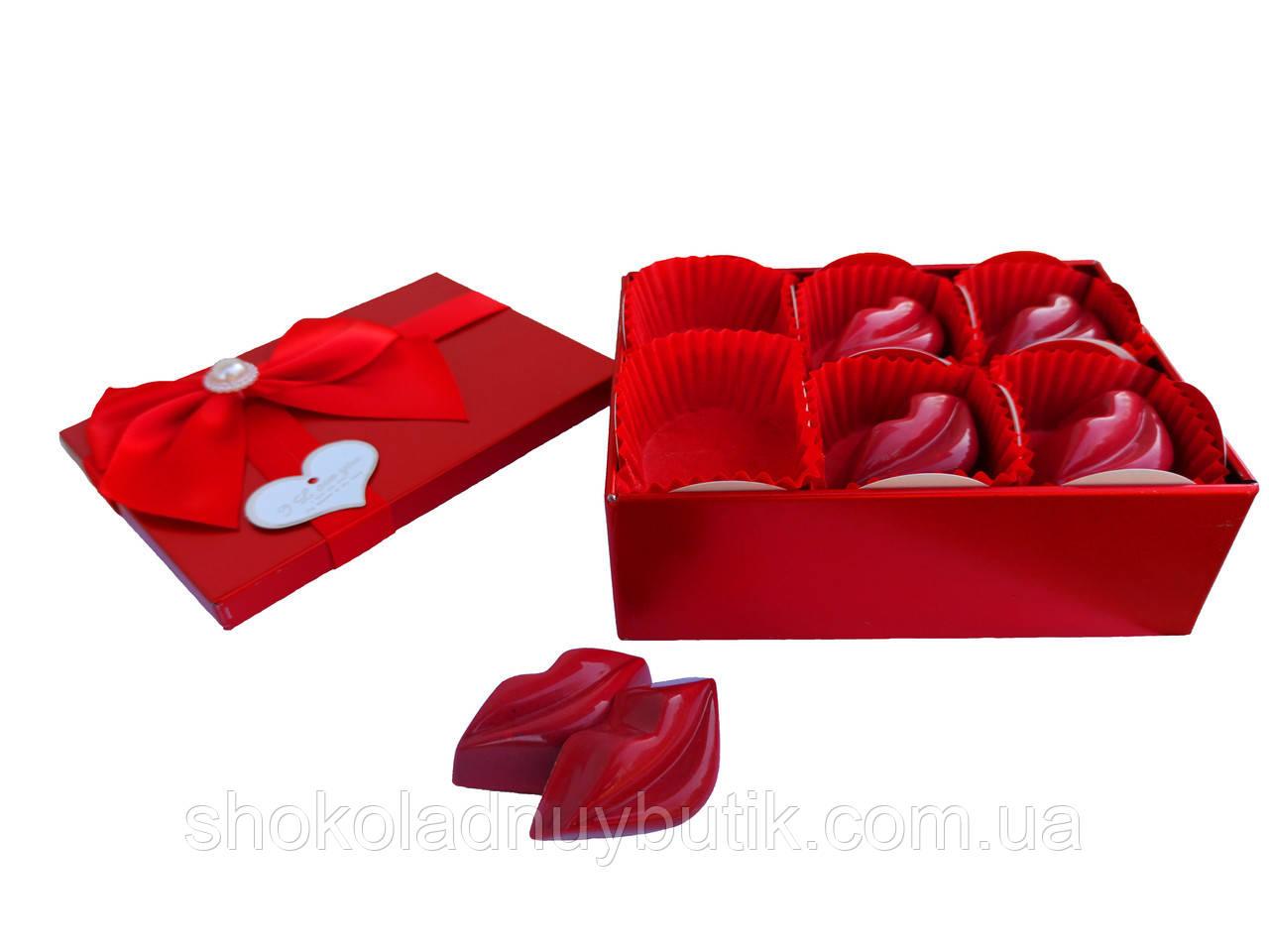 Шоколадные конфеты ручной роботы *Lovely 8*