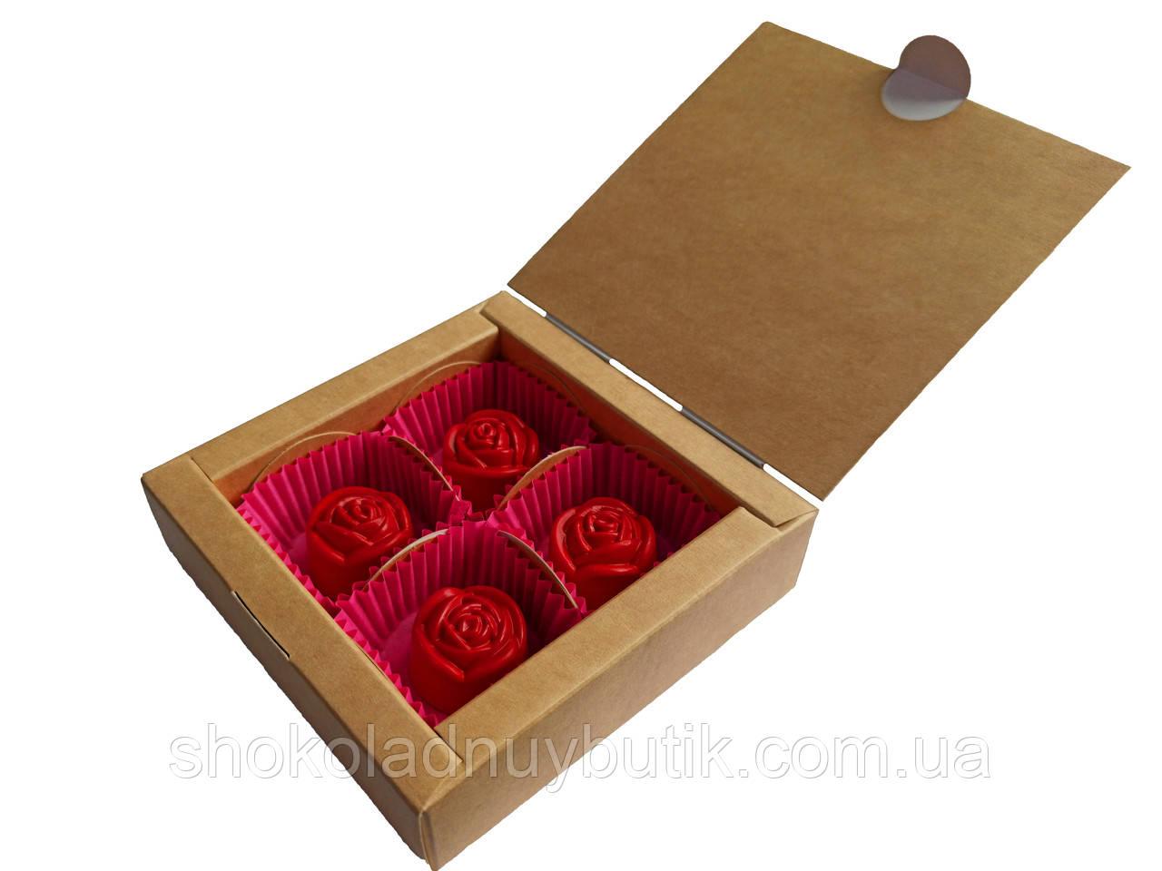 Подарок к 8 Марта*Craft Roses*
