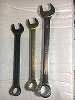 Ключ гаечный комбинированный 10 мм (Хромированные)