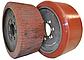 Футеровка валов, колес, барабанов, фото 3
