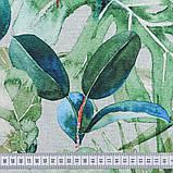 Шторы в Детскую комнату MacroHorizon Джунгли Монстера (MG-DET-159094), 270*145 см, фото 3