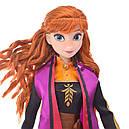 Лялька Ганна Холодне серце співає Дісней Принцеса Anna Frozen Disney, фото 3