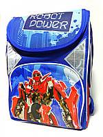 Ранец школьный каркасный Robot Power Cool For School (CF85422)
