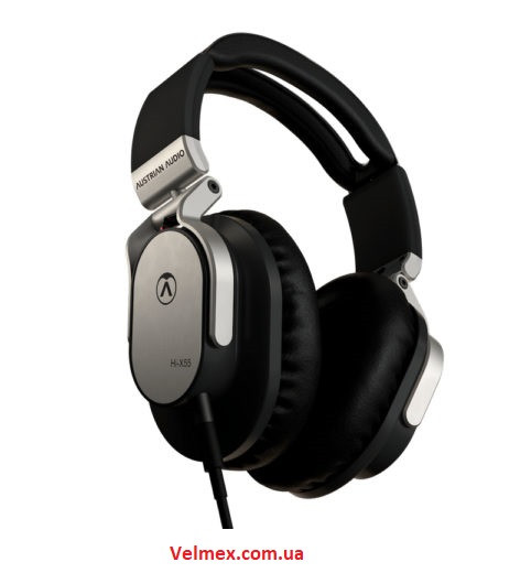 Профессиональные полноразмерные наушники Hi-X55 от Austrian Audio: обзор новинки