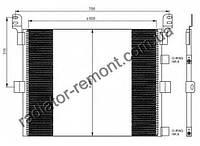 Радиатор кондиционера RENAULT Magnum DXI  (04-)