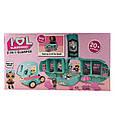 Игровой набор от Лол L.O.L. Storage Bus Glamper Автобус с куклой и аксессуарами, фото 3