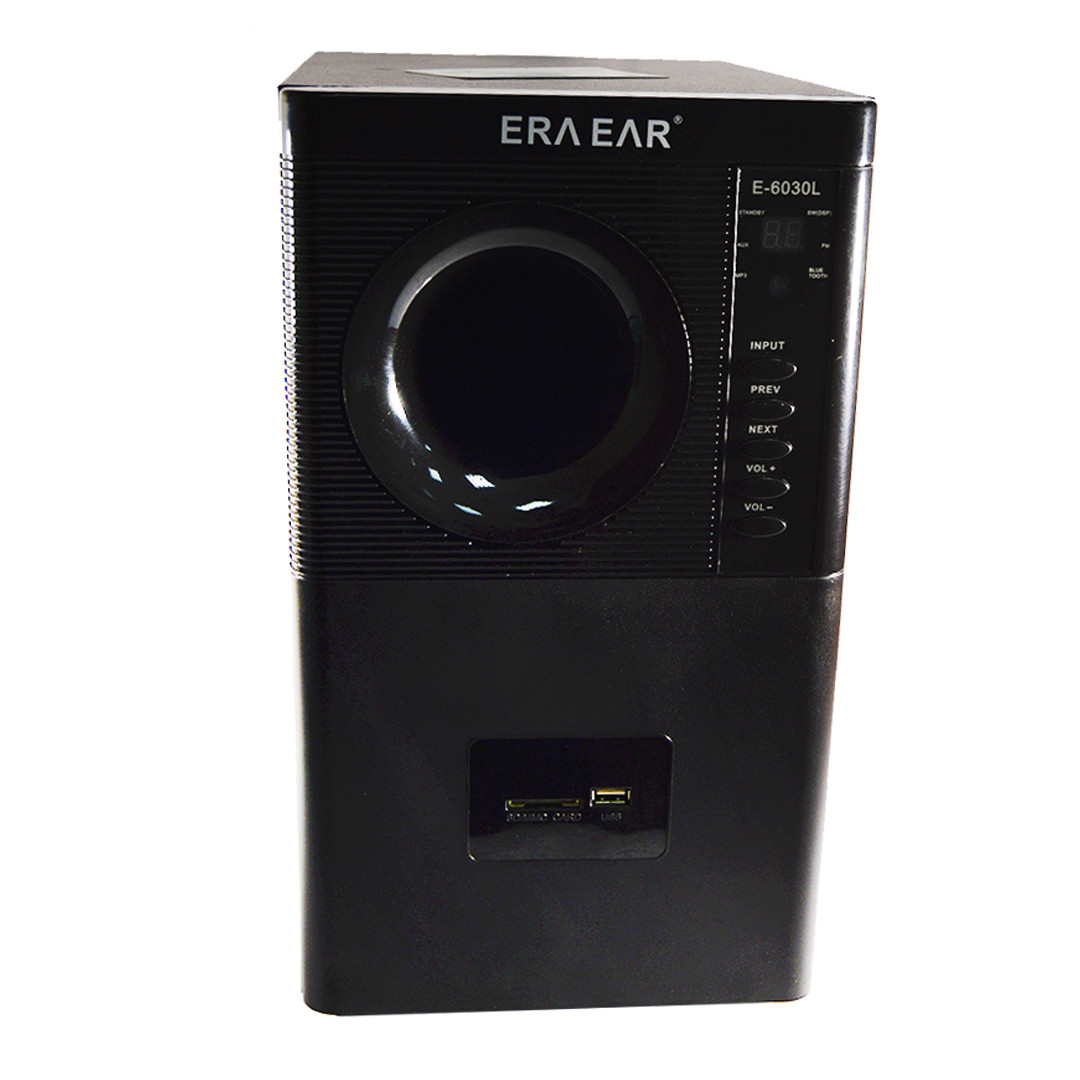 Система акустическая (Сабвуфер, проигрыватель) 3.1 Era Ear E-6030l (60 Вт)