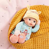 Мягконабивная кукла пупс Zapf Baby Annabell Для малышей Сладкая Крошка 27см 702932