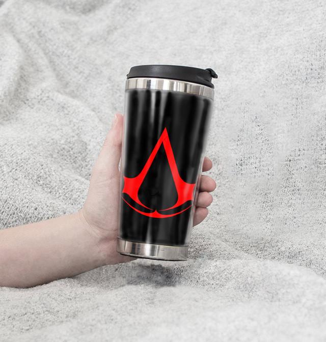 Термостакан Ассасин Крид / Assassin's Creed  Кредо Ассасин